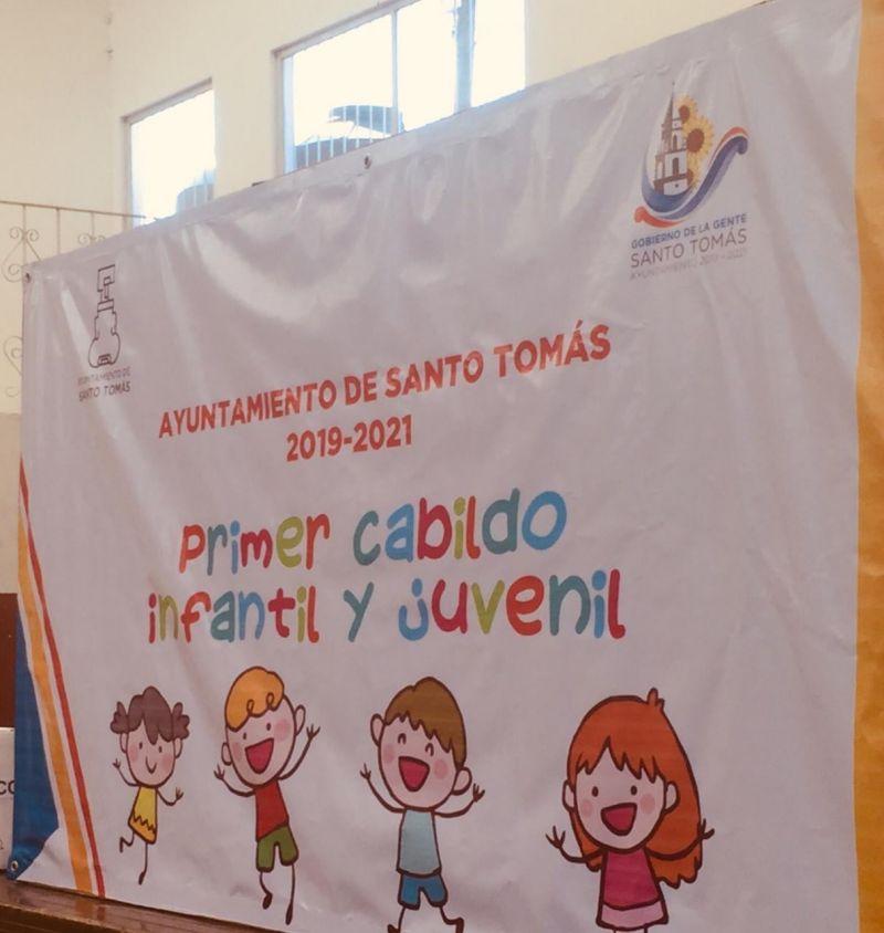 se realizó el proceso de elección del Primer Cabildo Infantil y Juvenil 2019