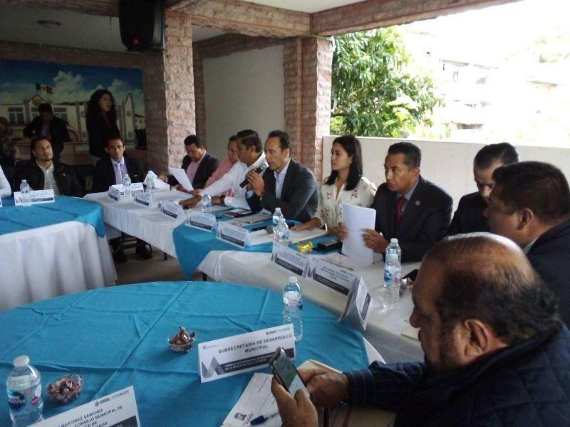 Segunda sesión ordinaria del Consejo Intermunicipal de Seguridad Pública