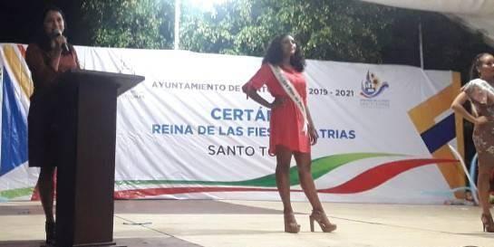 Candidatas a Reina de las Fiestas Patrias
