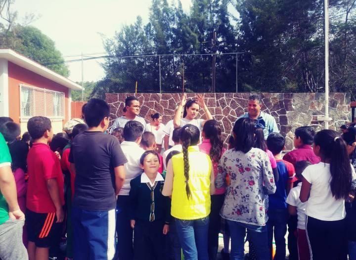 De visitar la Escuela Primaria José María Morelos Y Pavón