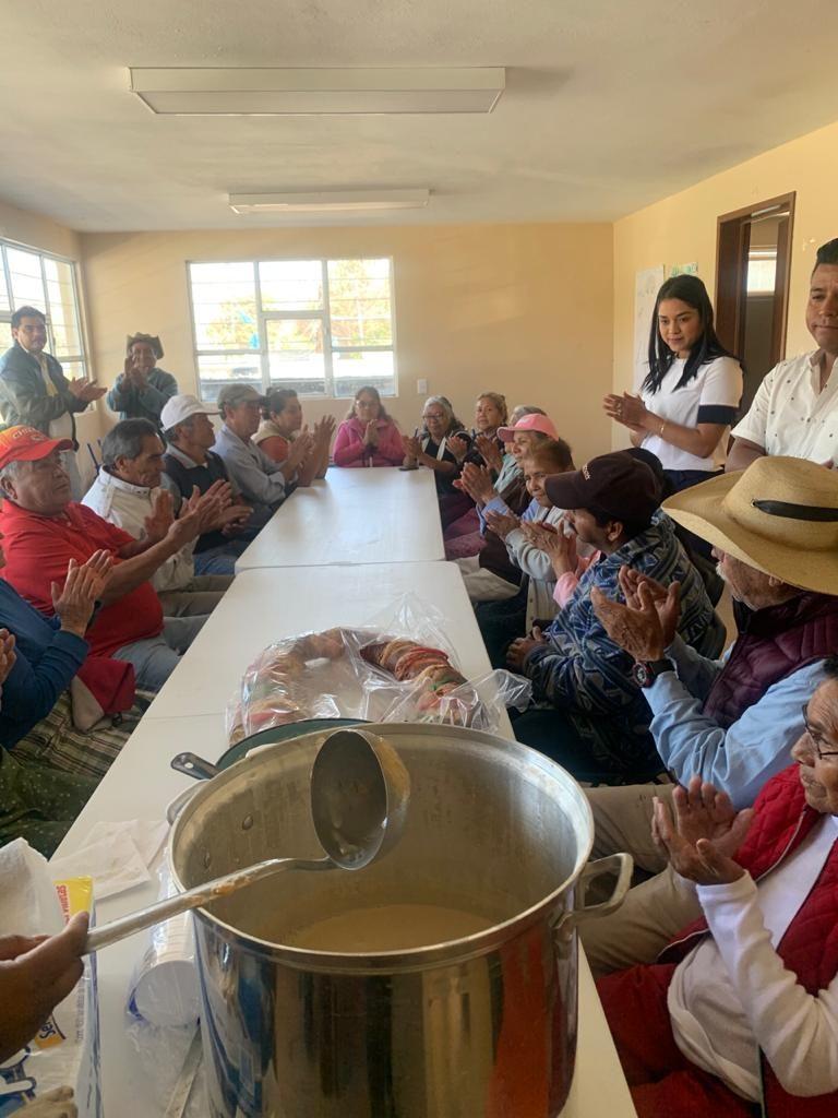 Partida de la Tradicional Rosca de Reyes
