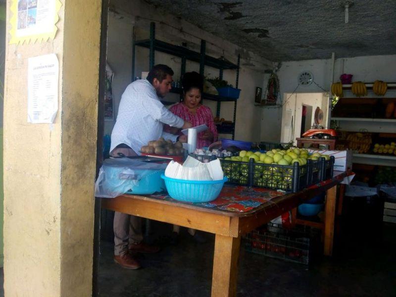 Coordinación de Ecología, notifica a los comerciantes